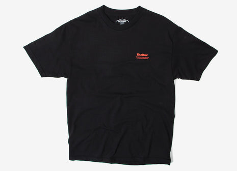 Butter Goods Axelrod T Shirt - Black