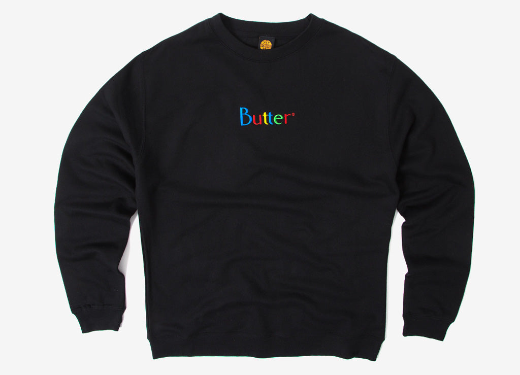 f2266bf018 Butter Goods Golf Crewneck Sweatshirt at The Chimp Store