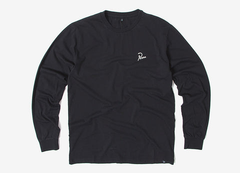 By Parra Club Not Long Sleeve T Shirt - Black