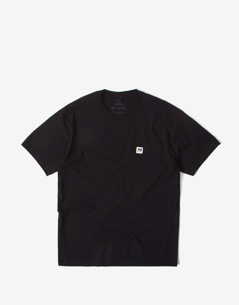 Brixton Alton T Shirt - Black