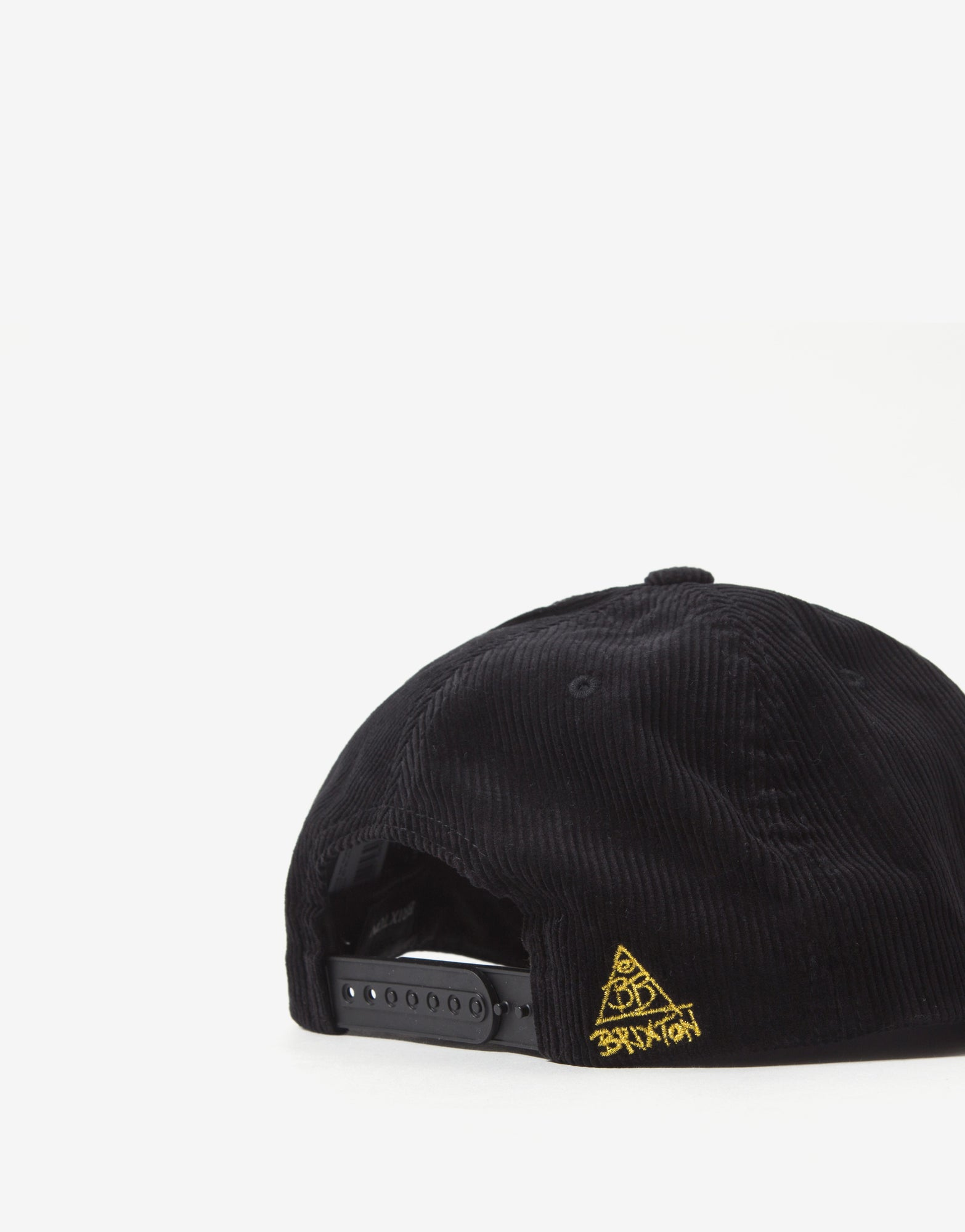 Brixton BB Mode MP Snapback - Black