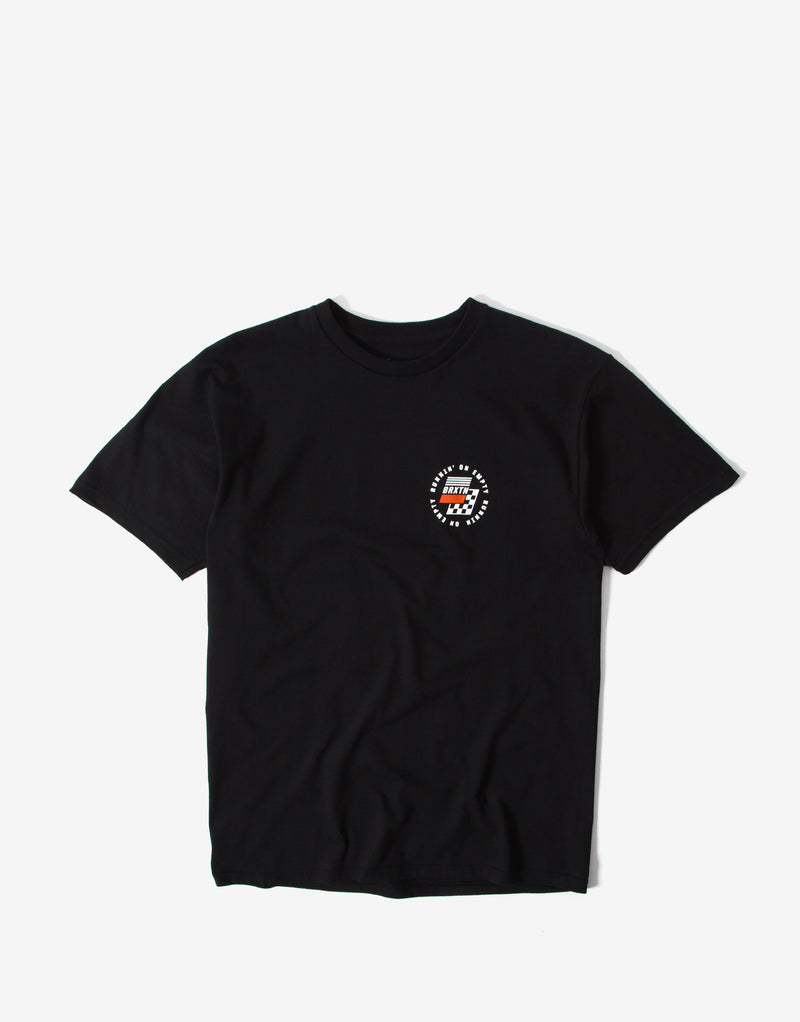 Brixton Gas III T Shirt - Black