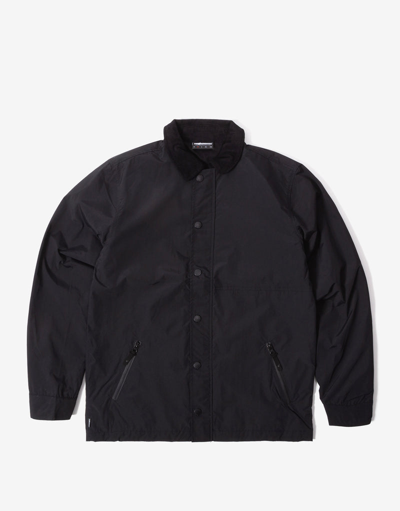 The Hundreds Feather Jacket - Black