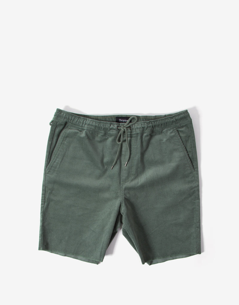 Brixton Madrid II Shorts - Cypress