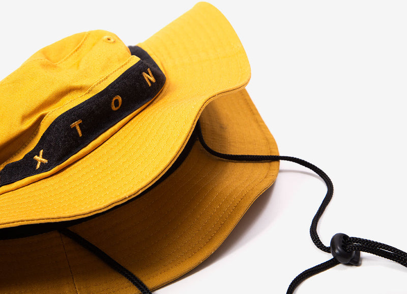 Brixton Ration III Bucket Hat - Maize