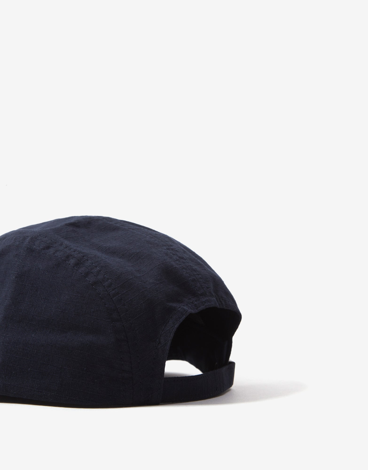 Brixton Stith LP Camp Cap - Gravel/Amber/Washed Navy