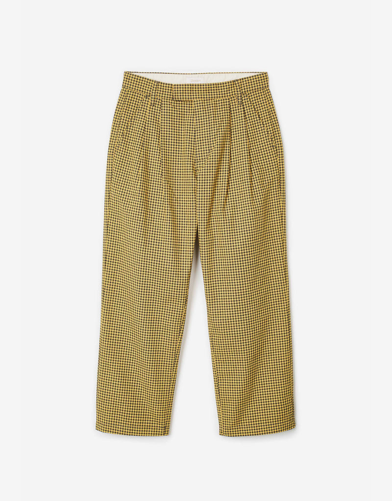 Brixton Women's Natalia Trouser Pant - Sunset Yellow
