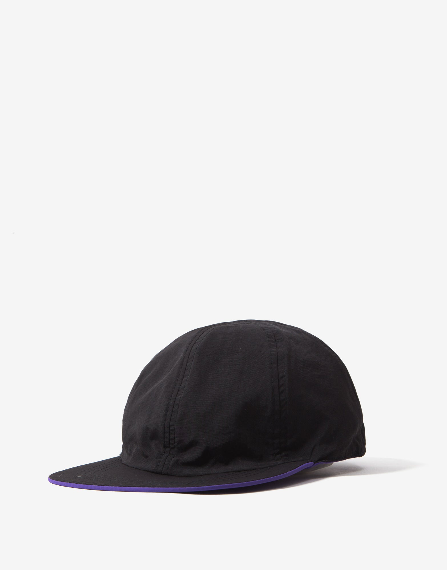 Butter Goods Reversible 6 Panel Cap - Purple/Black