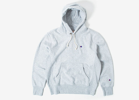 Champion Reverse Weave Pullover Hoody - Grey