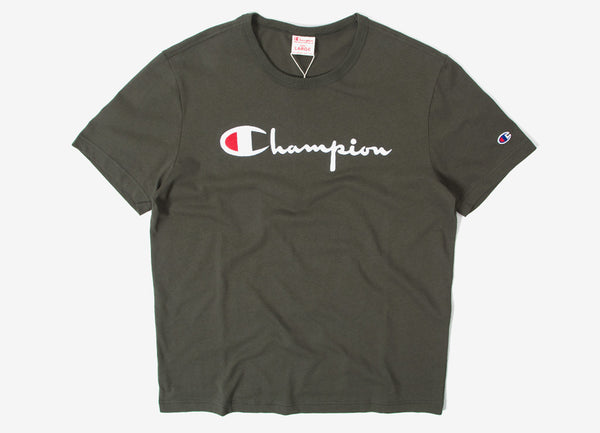 champion champion reverse weave champion t shirts. Black Bedroom Furniture Sets. Home Design Ideas