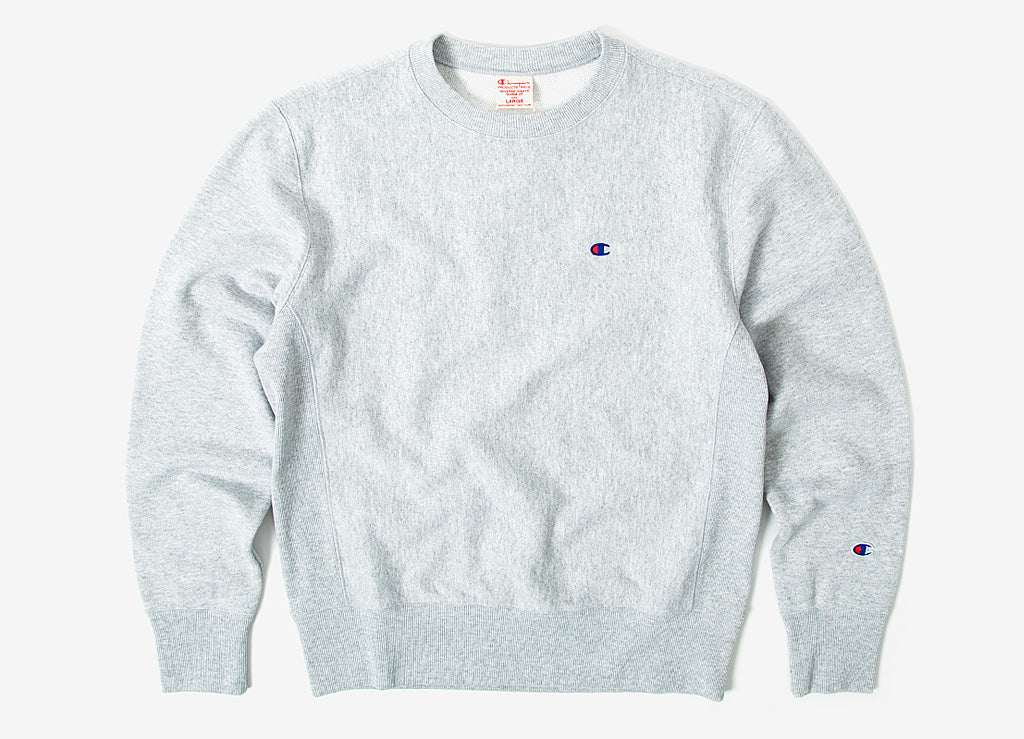 Champion Reverse Weave Sweatshirt - Grey