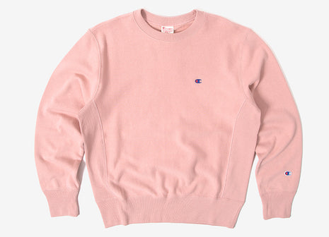 Champion Reverse Weave Sweatshirt - Rose