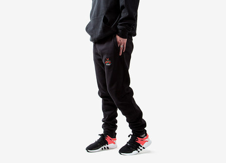 Chimp Oakrise Sweatpants - Black