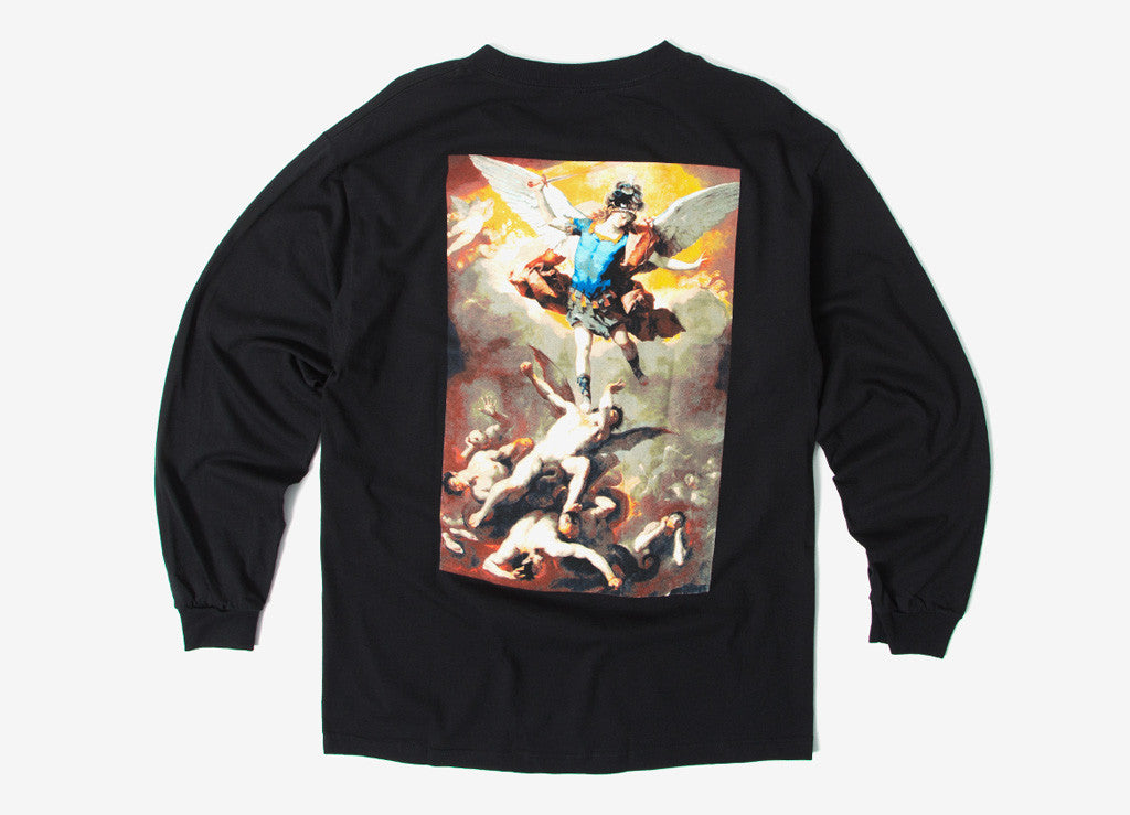 CLSC Archangel L/S T Shirt - Black