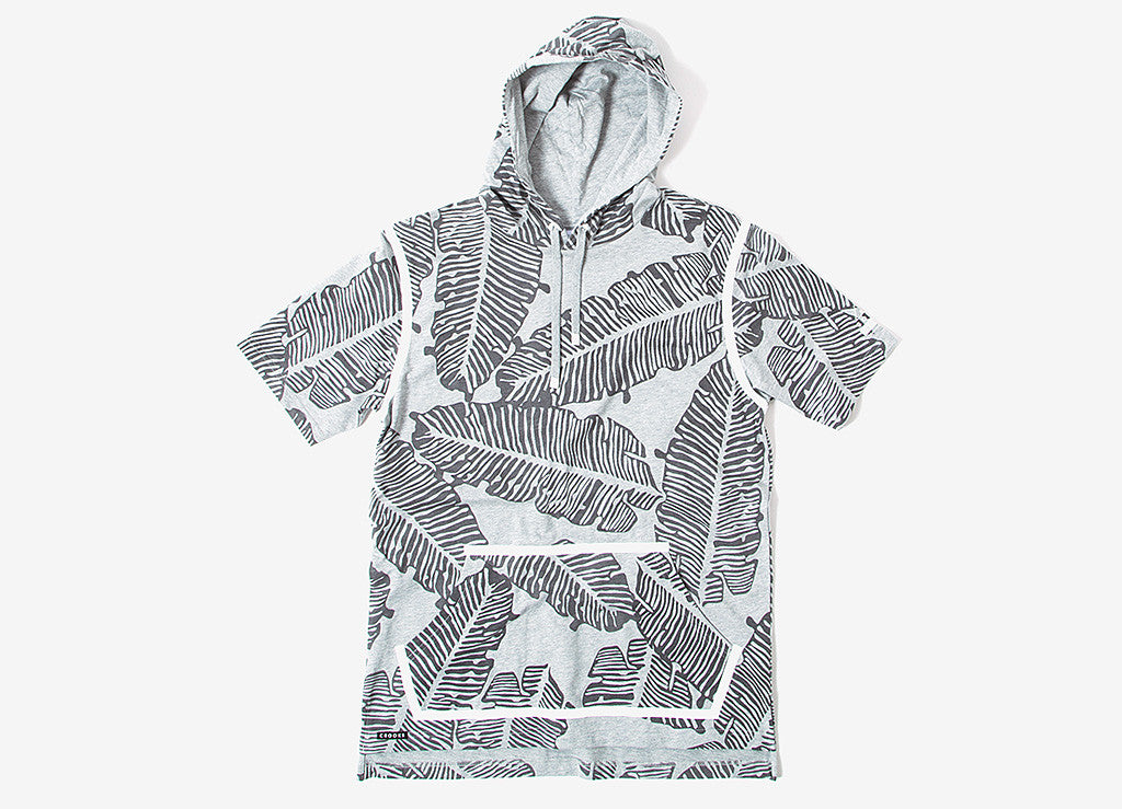 Crooks & Castles Coca Cabana Pullover Hoody - Heather Grey