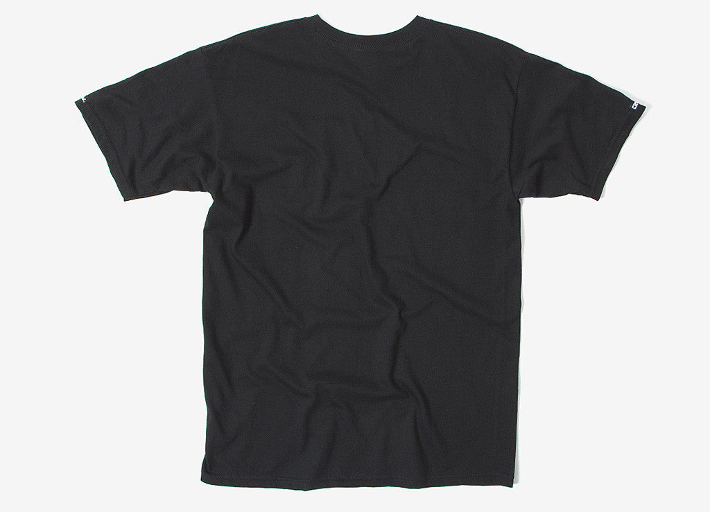 Crooks & Castles Mini Box Logo T Shirt - Black