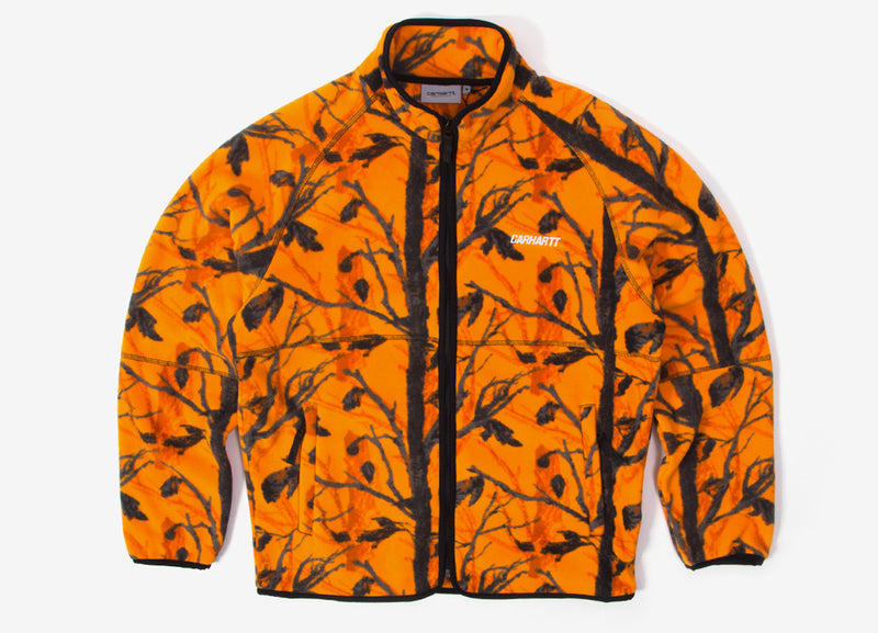 Carhartt Beaufort Jacket - Orange Tree Camo