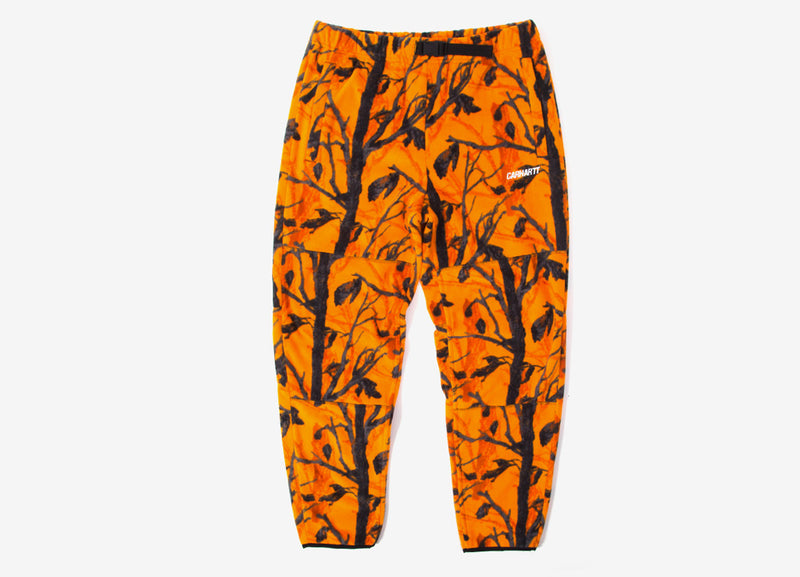 Carhartt Beaufort Sweatpants - Orange Tree Camo