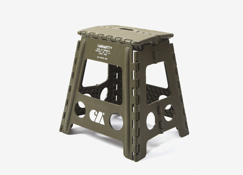 Carhartt WIP Foldable Stool - Cypress