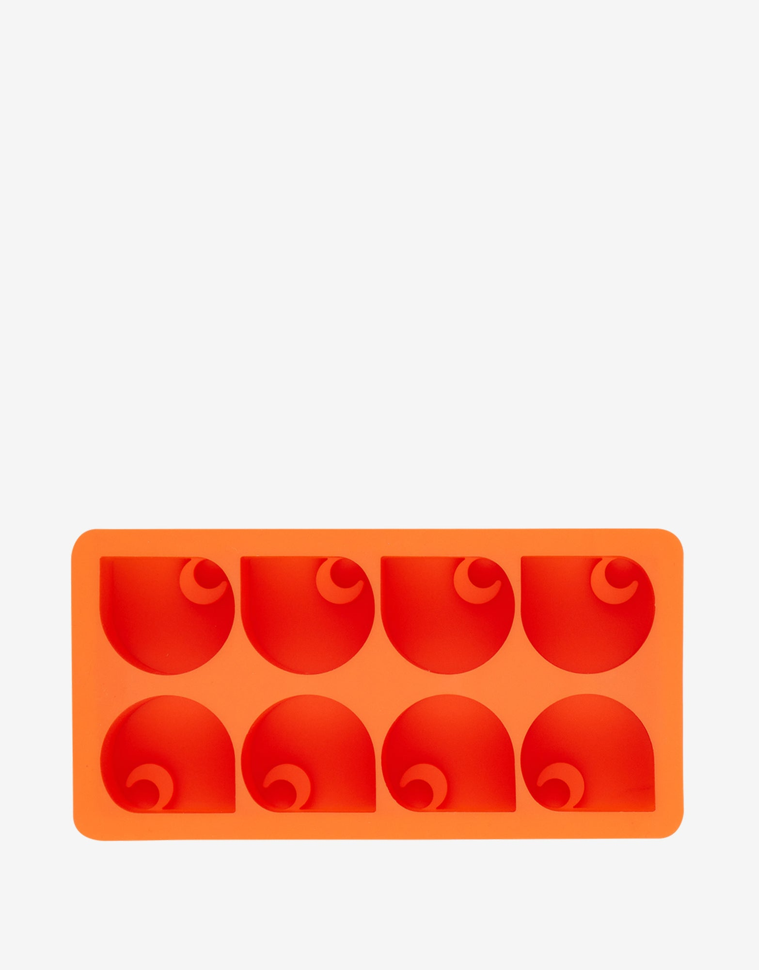Carhartt WIP C Logo Ice Cube Tray - Orange