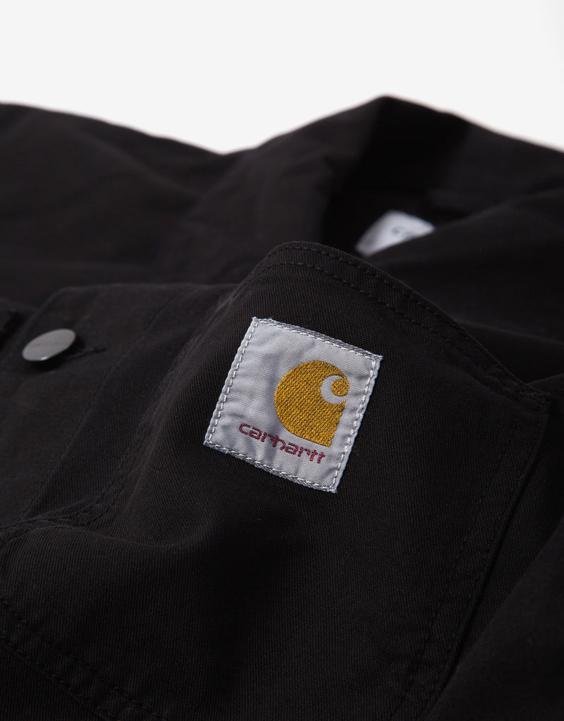 Carhartt WIP Michigan Coat - Black