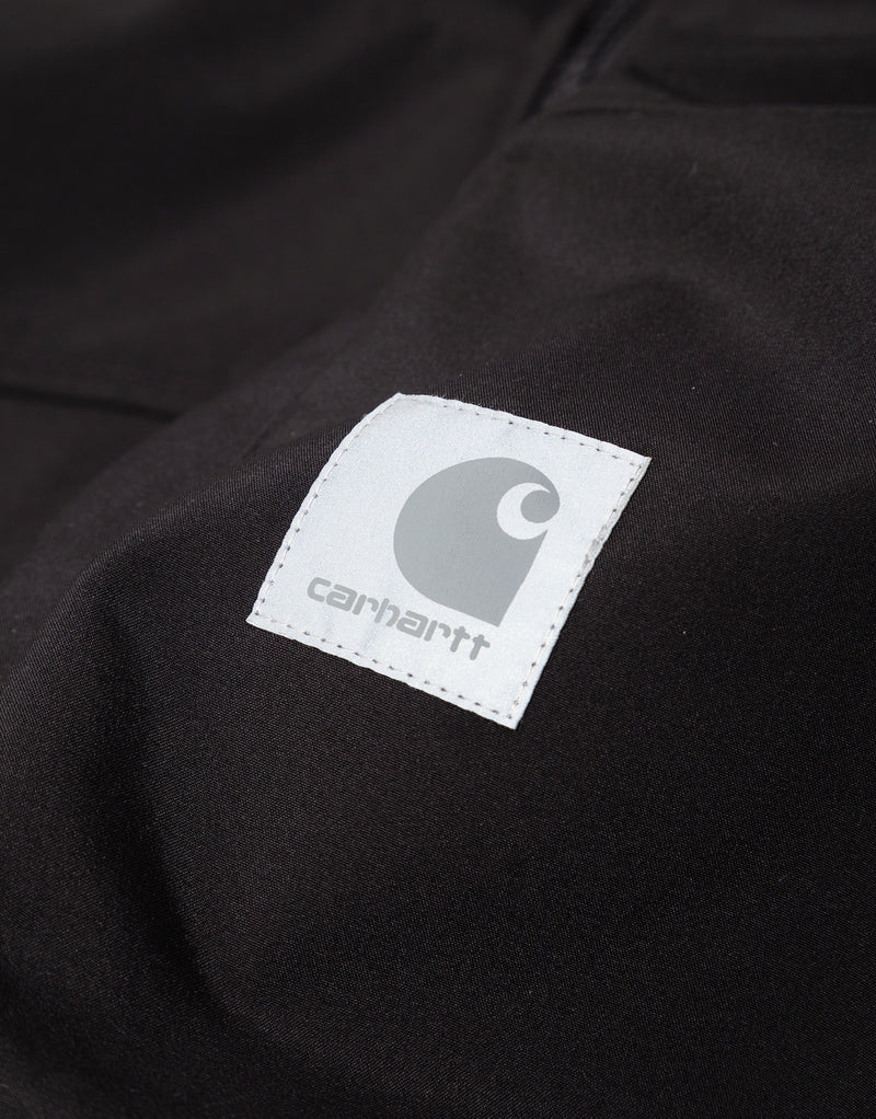 Carhartt WIP Softshell Jacket - Black