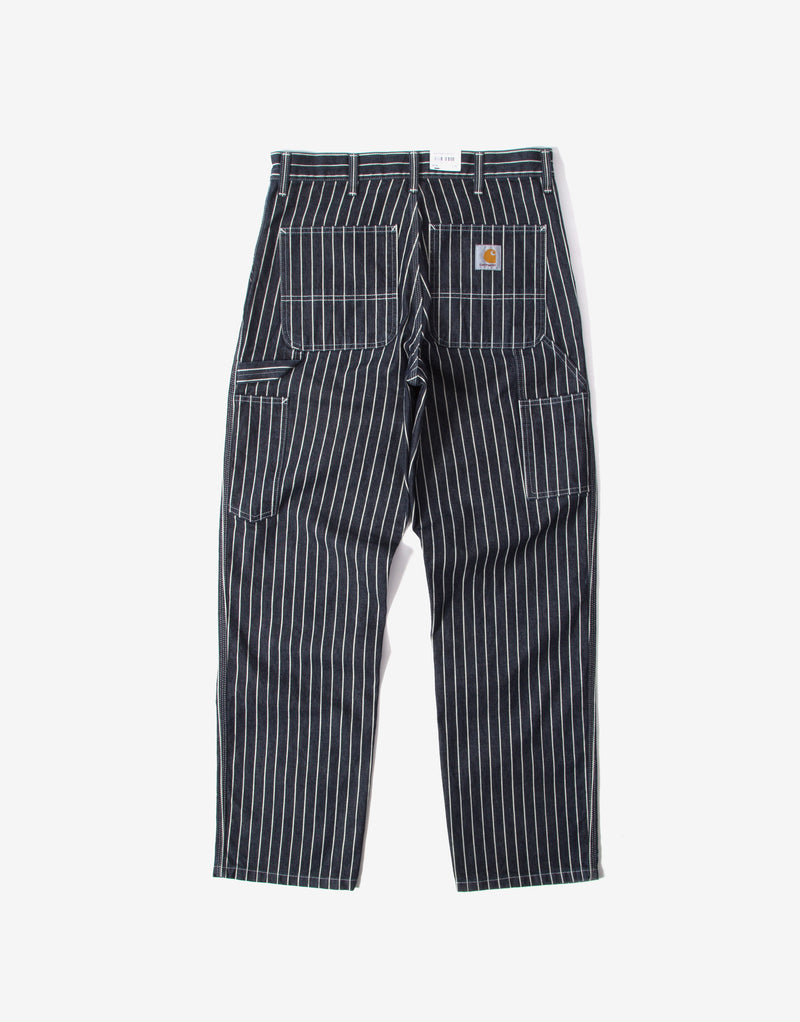 Carhartt WIP Trade Single Knee Pant - Dark Navy/Wax