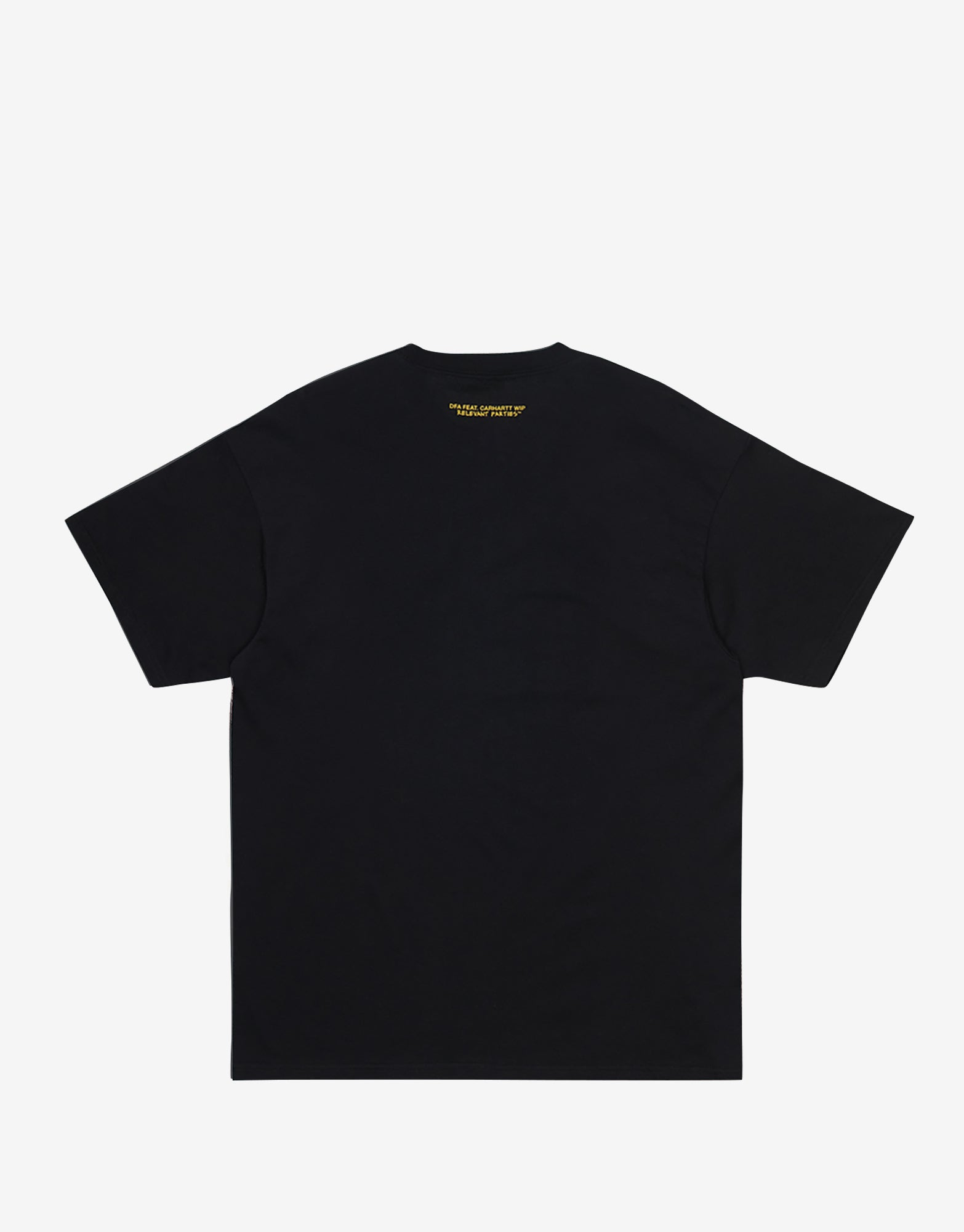 Carhartt WIP x Relevant Parties DFA T Shirt - Black