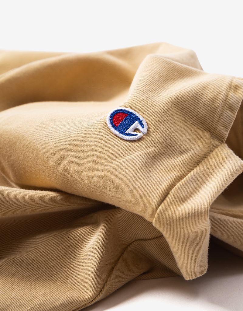 Champion Garment Dye Pants - Tan