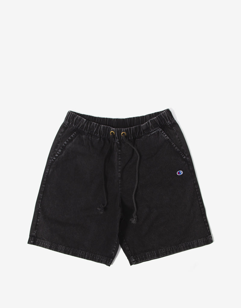 Champion Reverse Weave Shorts - Black