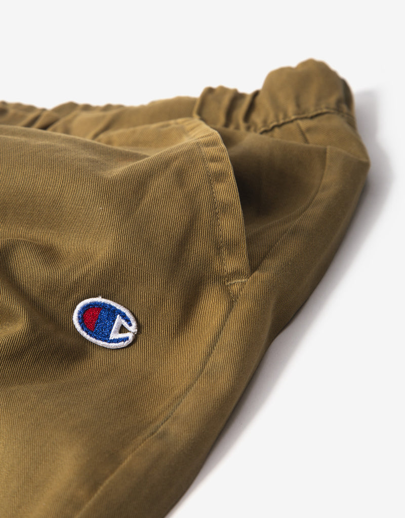 Champion Reverse Weave Shorts - Olive