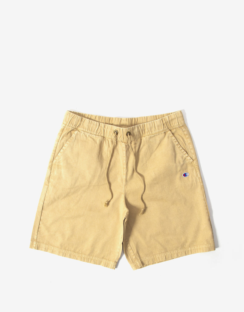 Champion Reverse Weave Shorts - Tan