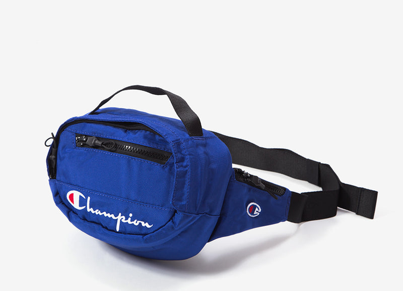 Champion Script Belt Bag - Blue