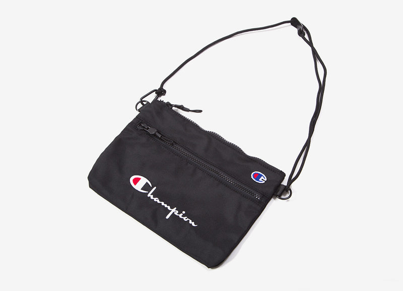Champion Small Shoulder Bag - Black