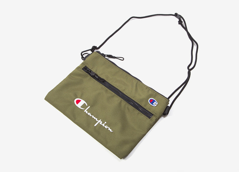 Champion Small Shoulder Bag - Forest