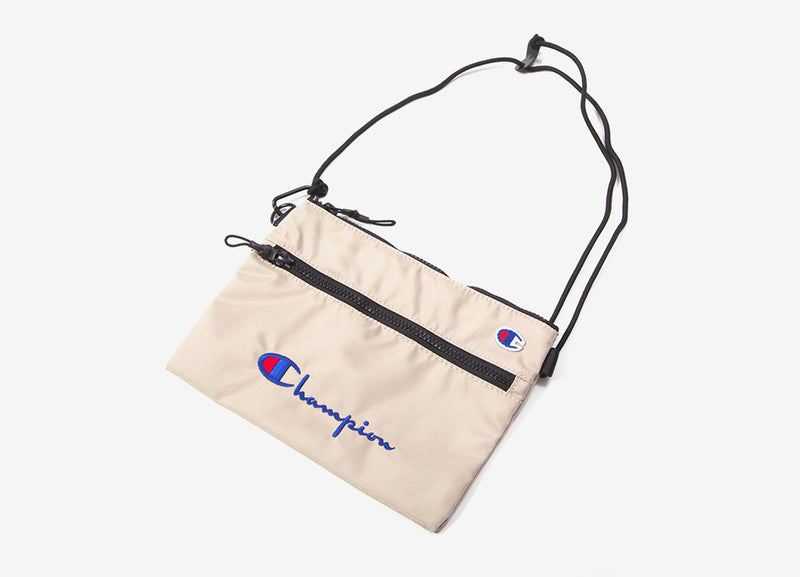 Champion Small Shoulder Bag - Stone