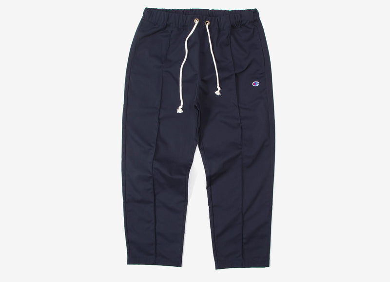 Champion Straight Hem Pants - Navy