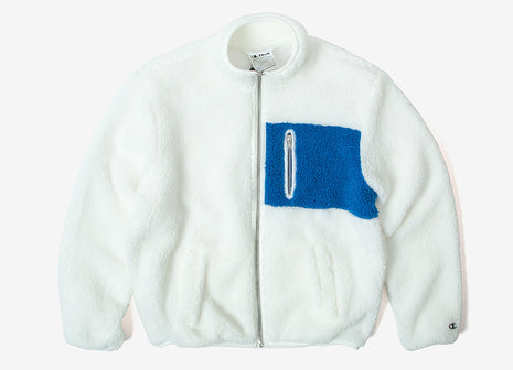 Champion x Wood Wood Opal Jacket- Off White