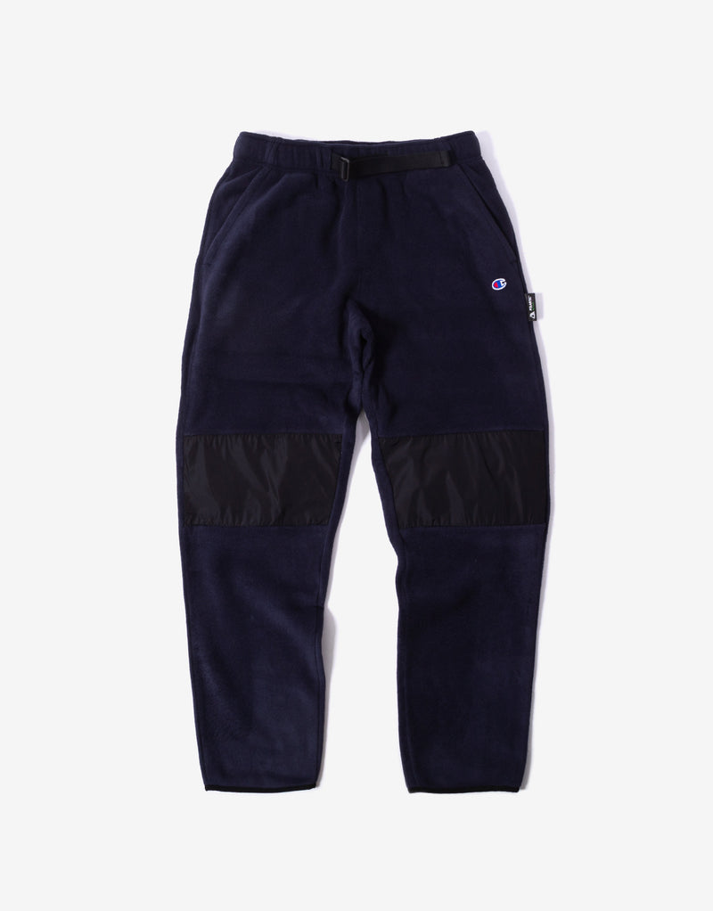 Champion Polartec Fleece Pants - Navy/Black