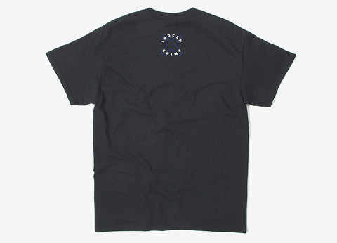 indcsn X Chimp Leeds Aren't We T-Shirt - Black