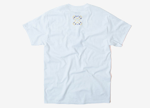 indcsn X Chimp Leeds Aren't We T-Shirt - White