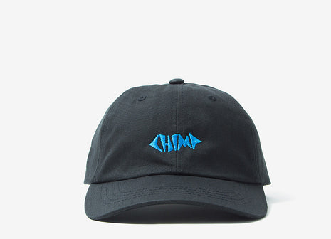 Chimp Fresh 6 Panel Dad Cap - Black