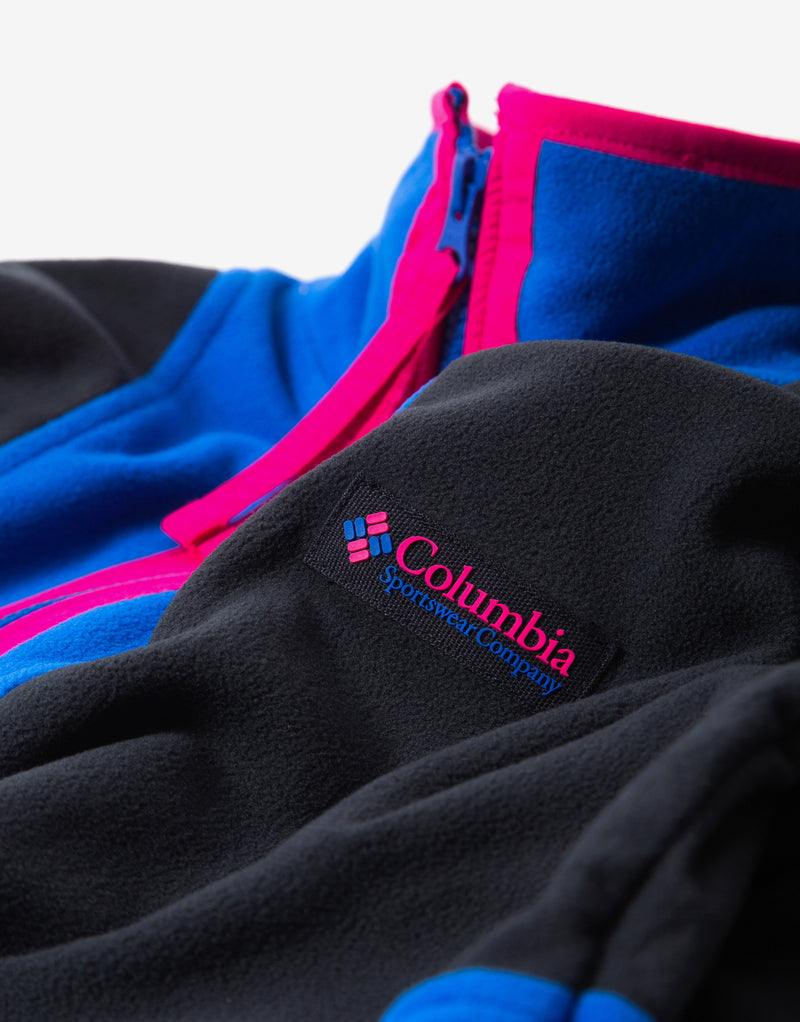 Columbia Back Bowl Full Zip Fleece - Black
