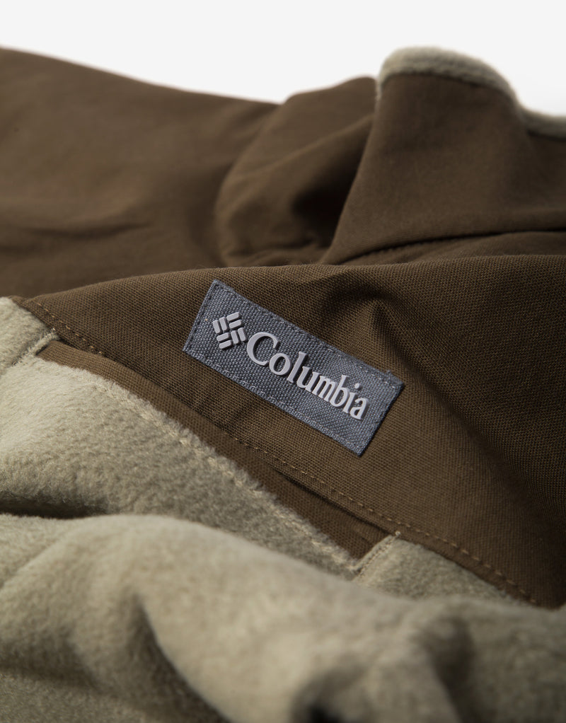 Columbia Cottonwood Park Fleece - Stone Green/Olive Green