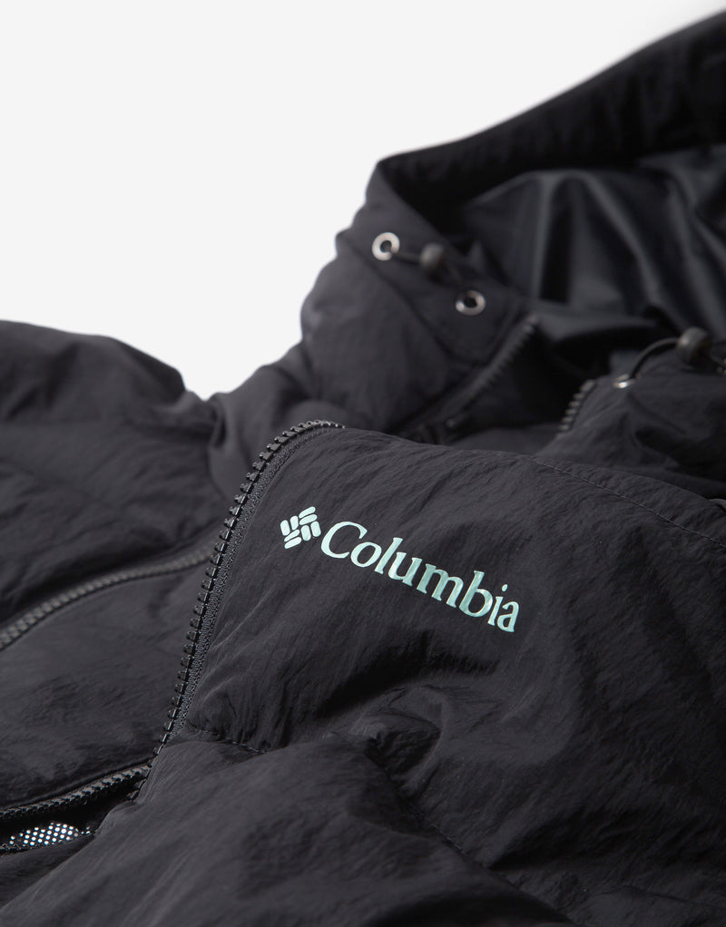 Columbia Kings Crest Pullover Jacket - Black