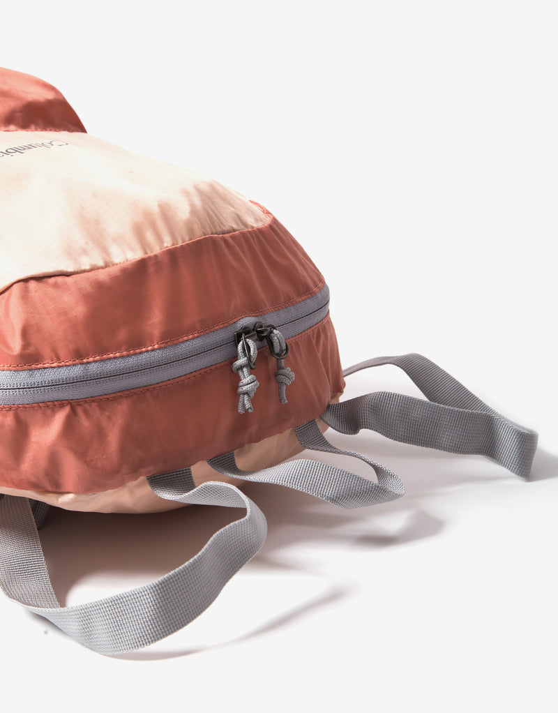 Columbia Lightweight Packable Backpack - Peach Cloud