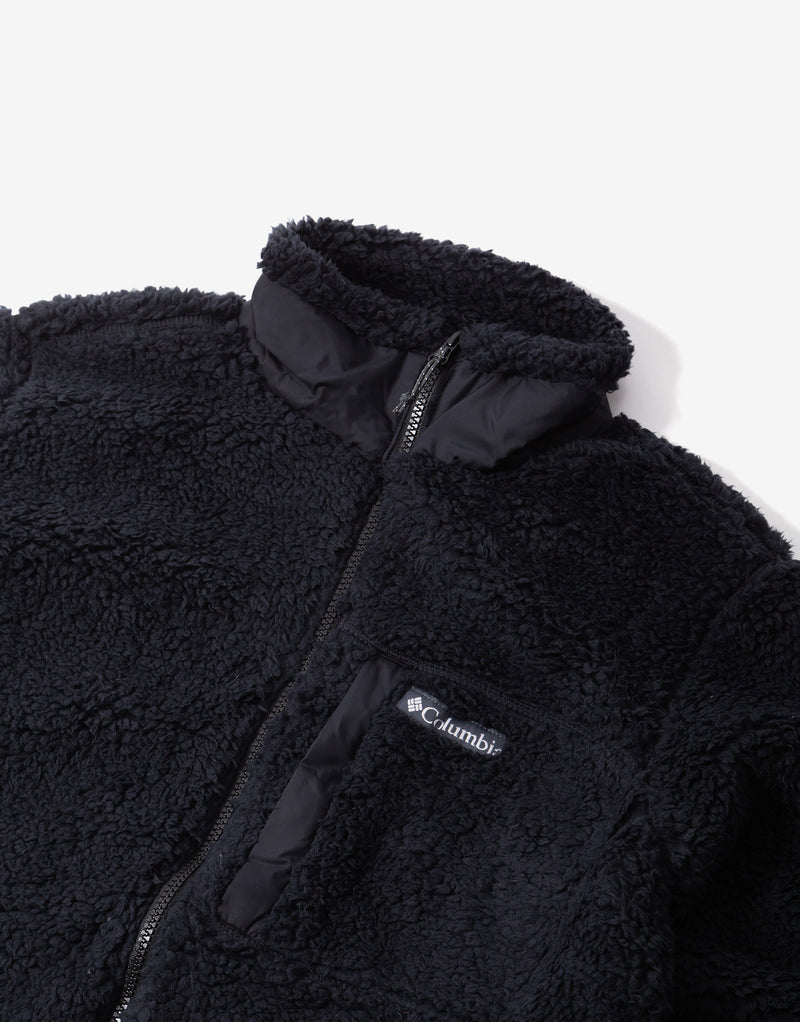 Columbia Winter Pass M Print Fleece - Black