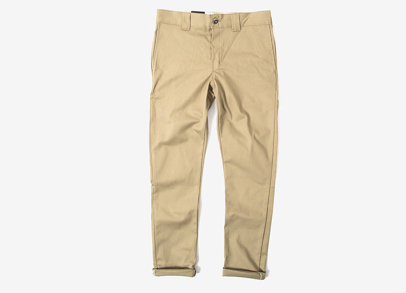 Dickies 803 Slim Fit Work Pant - British Tan