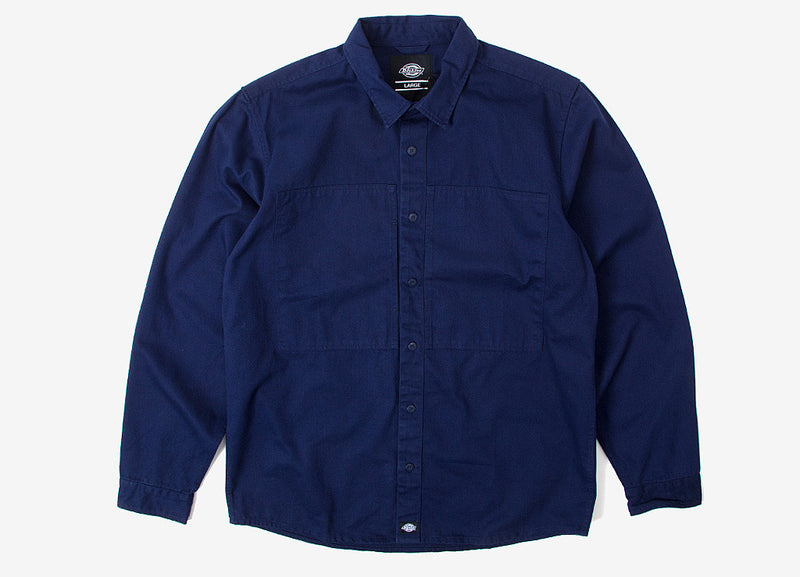 Dickies Avella Shirt - Evening Blue