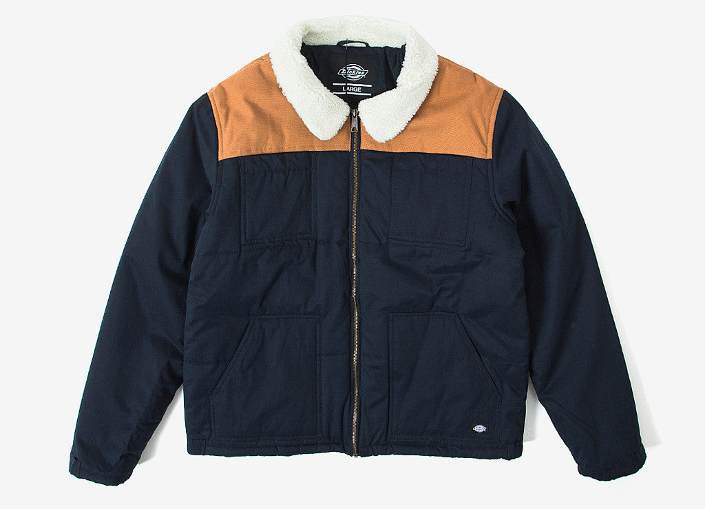 Dickies Carbondale Jacket - Dark Navy